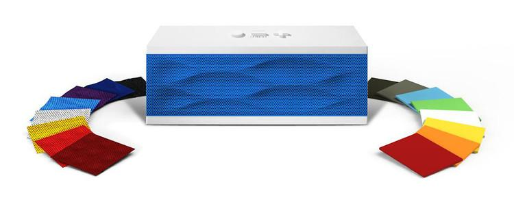 1 | Jambox Gets Personal With Custom Colors To Order | Co.Design: business + innovation + design