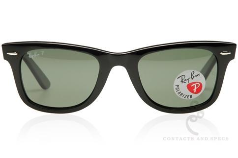 Ray-Ban RB2140 Wayfarer Sunglasses, Ray Ban Sunglasses - Contactsandspecs.com