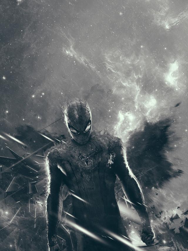Déplacement Spider Man par Anotherplanet | Le Visual mur