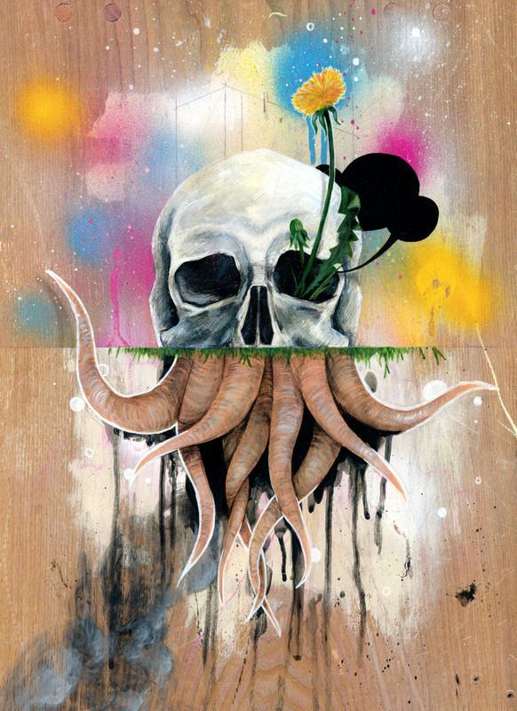90 Incredible Skulltastic Designs and Artworks