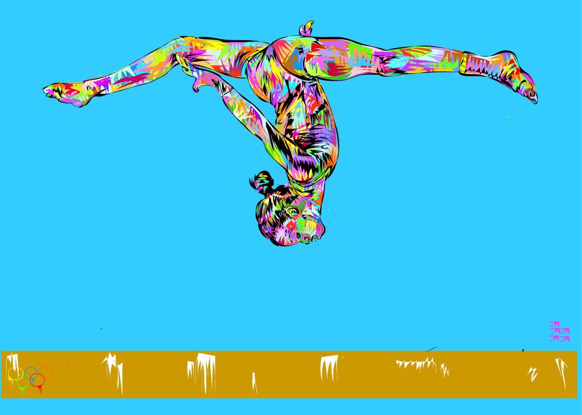 30+ Vibrant and Flashy Illustrations By TechnoDrome1