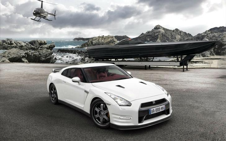 cars white cars nissan gtr 1920x1200 wallpaper High Quality Wallpapers,High Definition Wallpapers