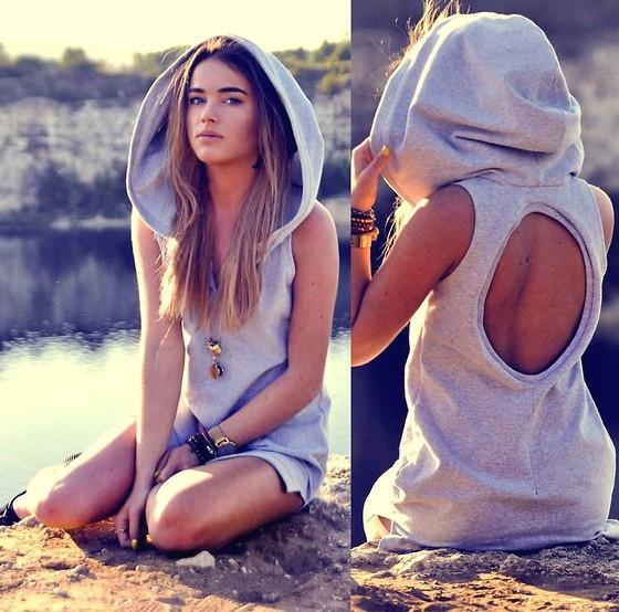 "Dress //""Major Lazer - Get Free (Andy C Remix) / maffashion"" by Juliett Kuczynska // LOOKBOOK.nu"