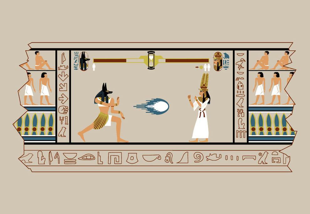 Egyptian Fighter - What an ART