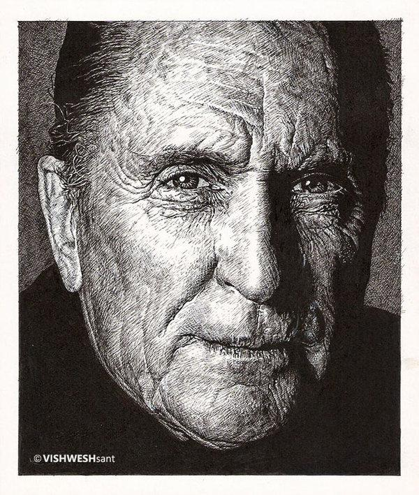 Robert Duvall by *Vishw