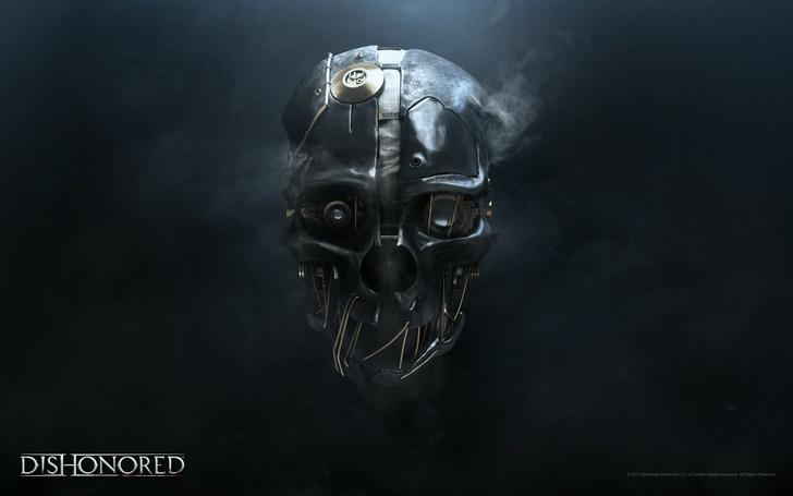 video games robots masks digital art dishonored 1920x1200 wallpaper High Quality Wallpapers,High Definition Wallpapers