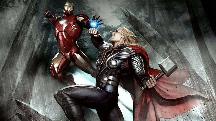 iron man comics thor marvel comics avengers mjolnir 1920x1080 wallpaper High Quality Wallpapers,High Definition Wallpapers