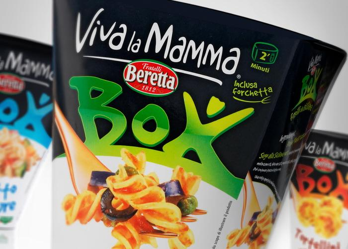 Viva la Mamma Box by luciano semeria at Coroflot.com