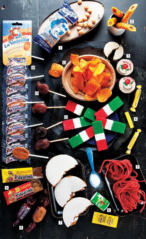 Mexican Snack Foods - Saveur.com