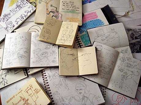 ????????? ?????? Google ??? http://pamdora.com/blog/wp-content/uploads/2009/03/sketchbook_mania.jpg