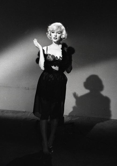 ALL ABOUT MARILYN MONROE