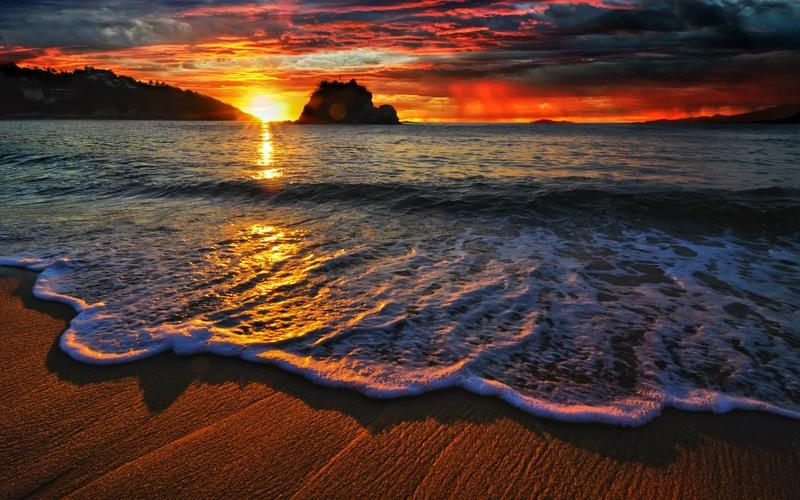 water,sunsets water sunsets landscapes beach hdr photography 2560x1600 wallpaper – water,sunsets water sunsets landscapes beach hdr photography 2560x1600 wallpaper – Beaches Wallpaper – Desktop Wallpaper