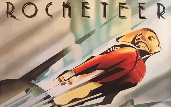 movies,The Rocketeer movies the rocketeer 1920x1200 wallpaper – Movies Wallpapers – Free Desktop Wallpapers