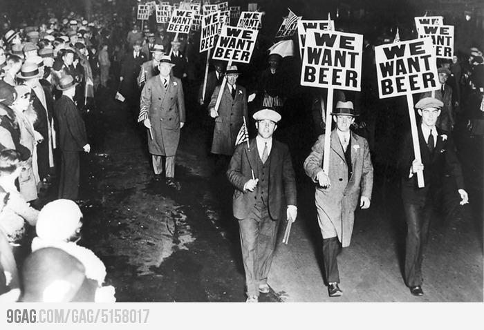 9GAG - We Want Beer