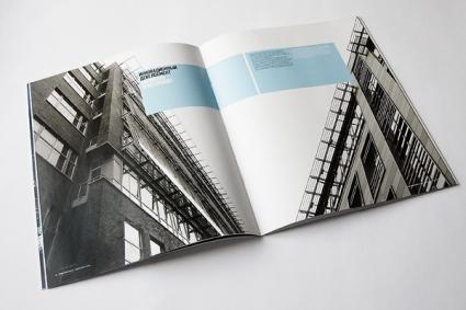 Showcase of Beautifully Designed Brochures - DesignM.ag