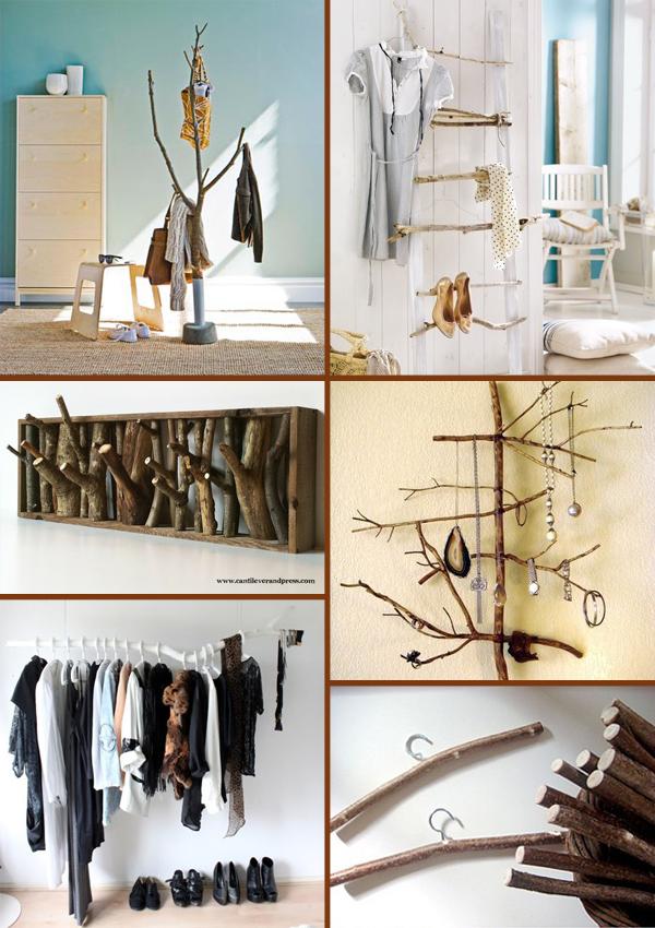 Inspirație materială: crengi și crenguțe | Revista Atelierul