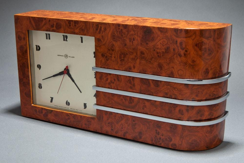 gilbert-rohde-clock-art-deco-herman-miller_2 .jpg (1000×667)