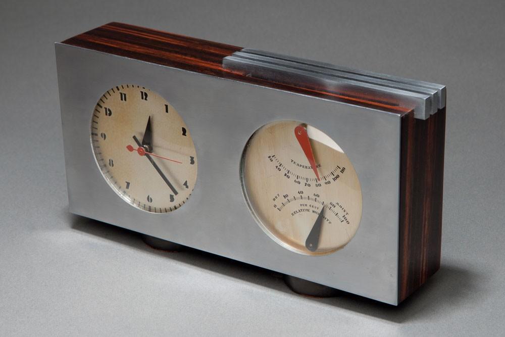 gilbert-rohde-deco-clock-6381-herman-miller .jpg (1000×667)