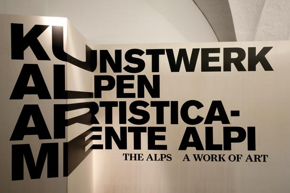 Alps – A work of art