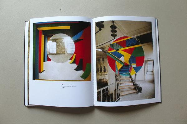 Anamorphose - Hommage Georges Rousse