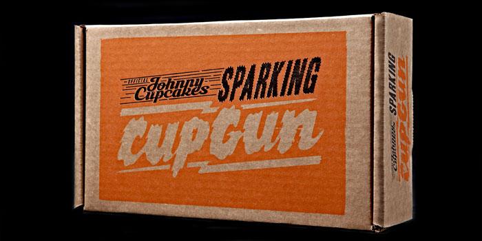 Johnny Cupcake FALL 2011: The CupGun & 6th Annual