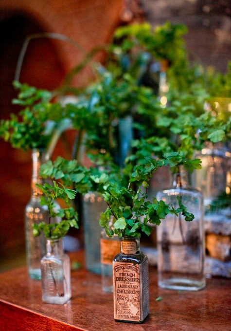 party inspiration: poppies & posies dinner at the foundry | Design*Sponge