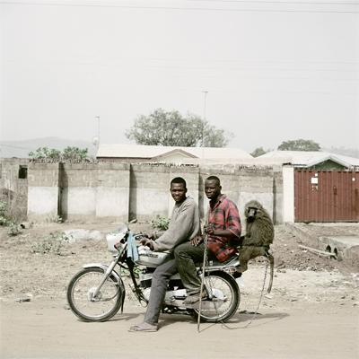 THE HYENA & OTHER MEN - PIETER HUGO