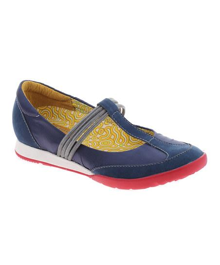 Navy Run Slip-On Sneaker | Daily deals for moms, babies and kids