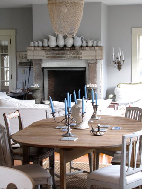 sneak peek best of: dining rooms (round tables) | Design*Sponge