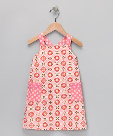 Pink Diamond Kendra Dress - Infant, Toddler & Girls | Daily deals for moms, babies and kids