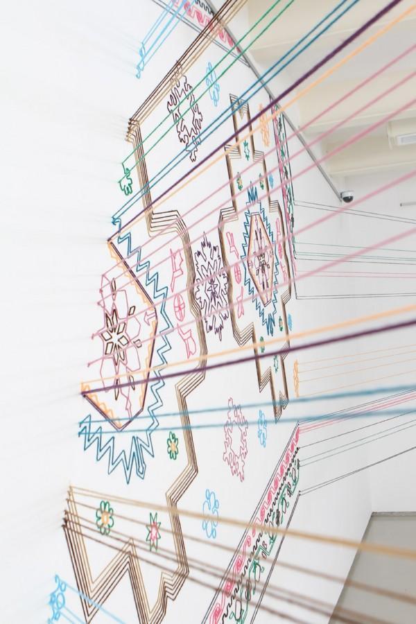 Faig Ahmed's Embroidered Art | Trendland: Fashion Blog & Trend Magazine