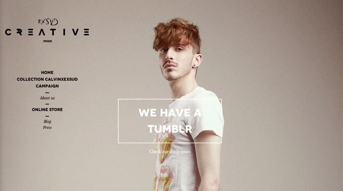 Exsud Creative   Awwwards   Site of the day