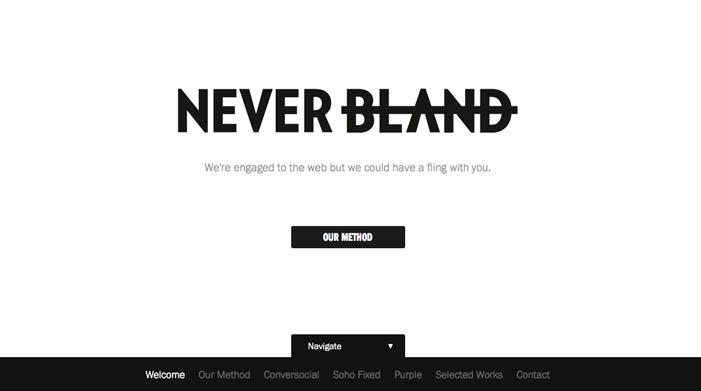 NEVERBLAND | Awwwards | Site of the day