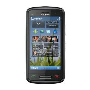Amazon.com: Nokia C6-01 Unlocked GSM Phone with 8 MP Camera, 720p Video Recording, and Ovi Maps Navigation--U.S. Version with Warranty (Black): Cell Phones & Accessories