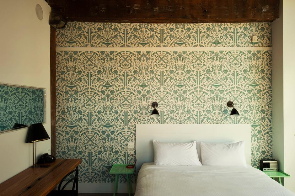 Historic Corner King | Wythe Hotel