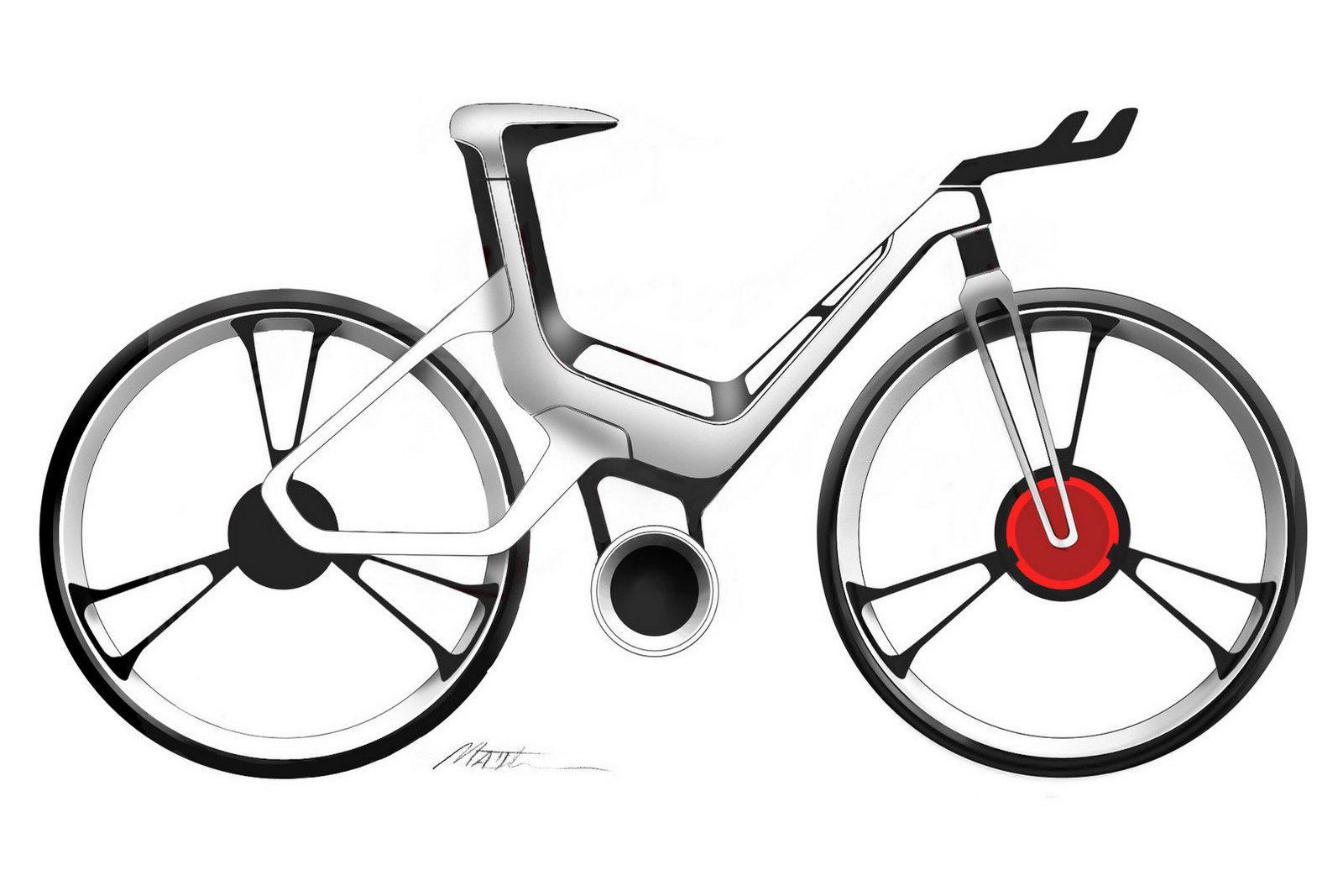 IAA 2011: Ford's Pure Electric E-Bike Concept - Carscoop