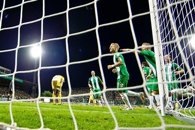 Hammarbyfotboll.se - Bilder från Kennedys comeback
