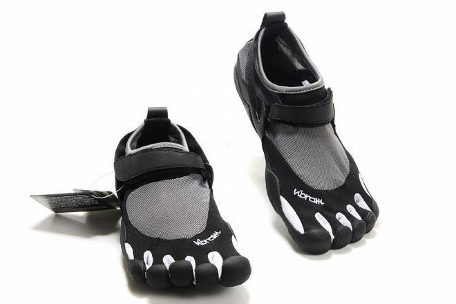 buy mens vibram five fingers kso black white sneakers
