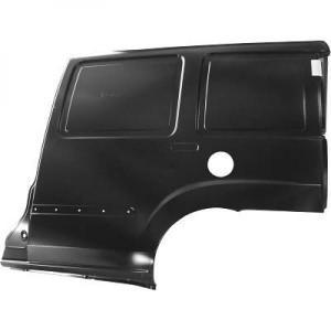 Pièces Auto Services - Aile arrière avec fenêtre Fiat Doblo droite - IVECO - Choisissez une marque