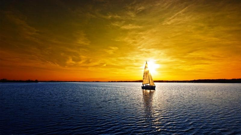water,sunset water sunset ocean sea sail boat 1920x1080 wallpaper – water,sunset water sunset ocean sea sail boat 1920x1080 wallpaper – Oceans Wallpaper – Desktop Wallpaper