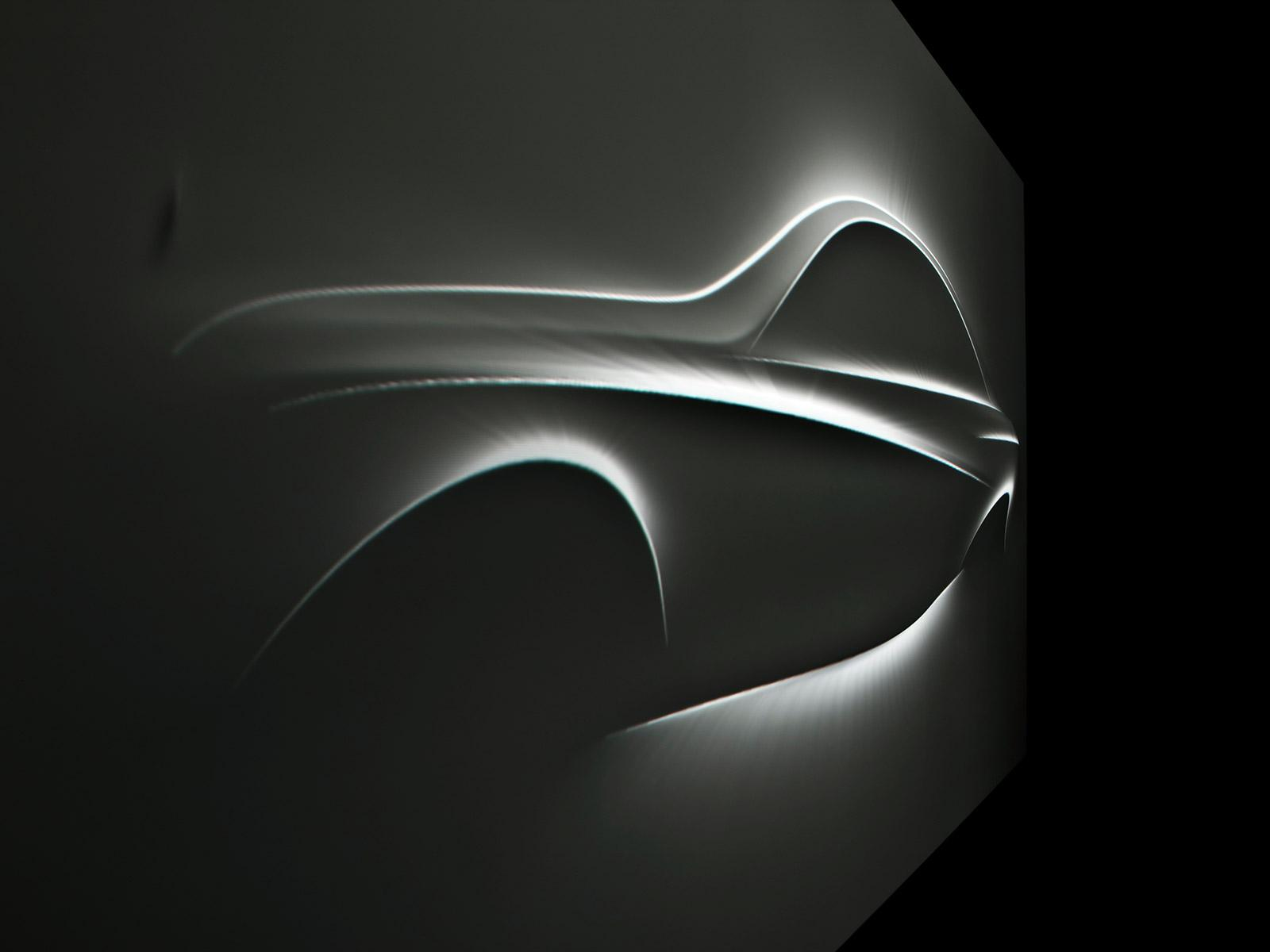 Mercedes-Benz Aesthetics S design sculpture - Car Body Design
