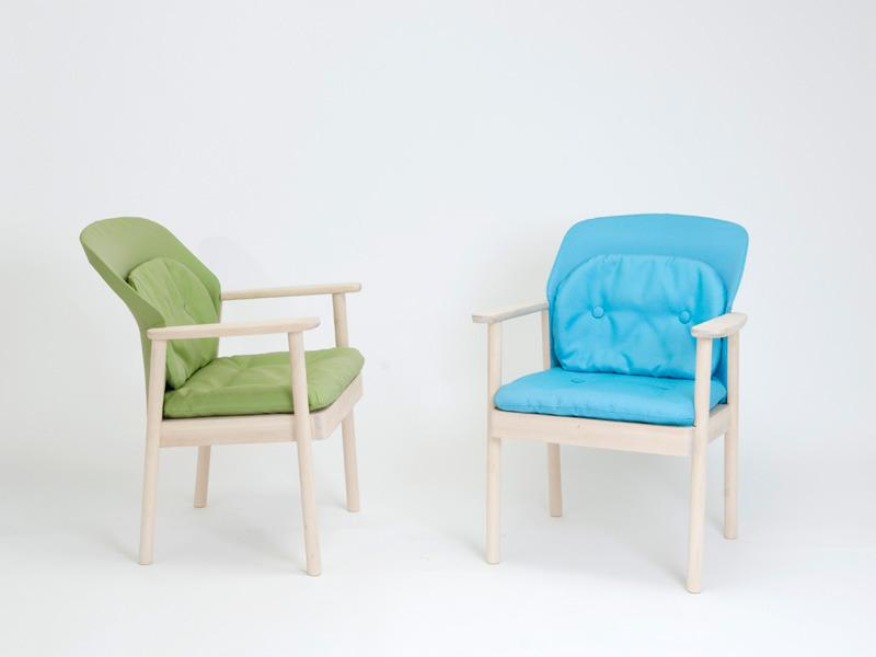 Trinity Lounge Chair - Studio Axel Bjurström
