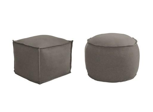 Marco Outdoor Poufs — FURNISHINGS -- Better Living Through Design