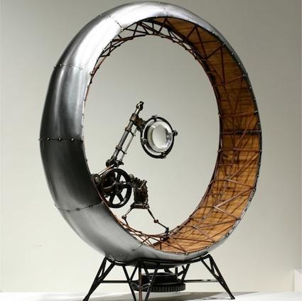 Greg Brotherton - San Diego, CA Artist - Sculptors - Artistaday.com