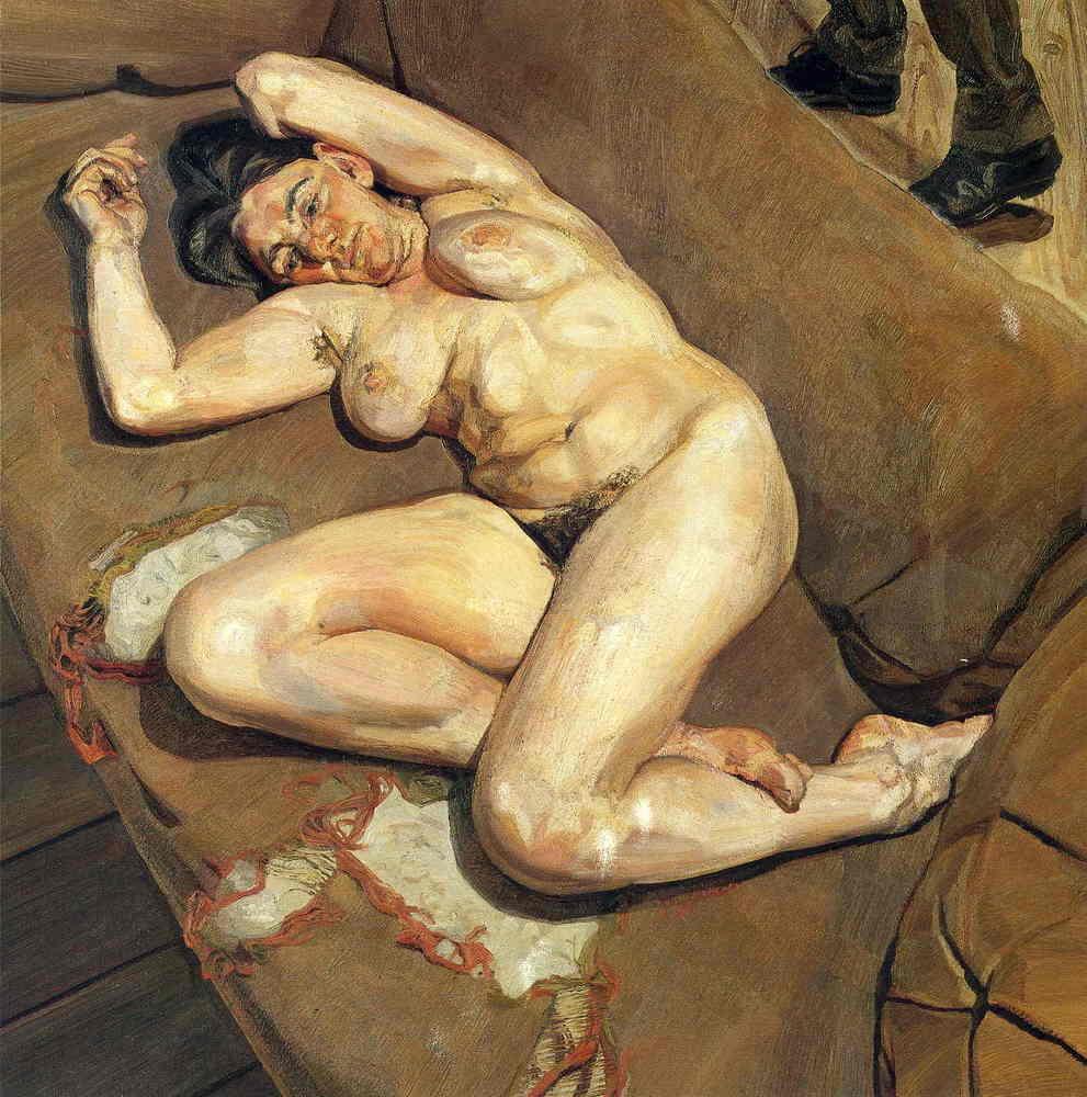 onfal: Lucien Freud
