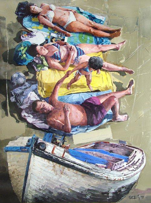 Artodyssey: Martinho Dias