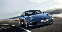 911 Carrera S - All 911 Models - All Porsche Vehicles - Dr. Ing. h.c. F. Porsche AG