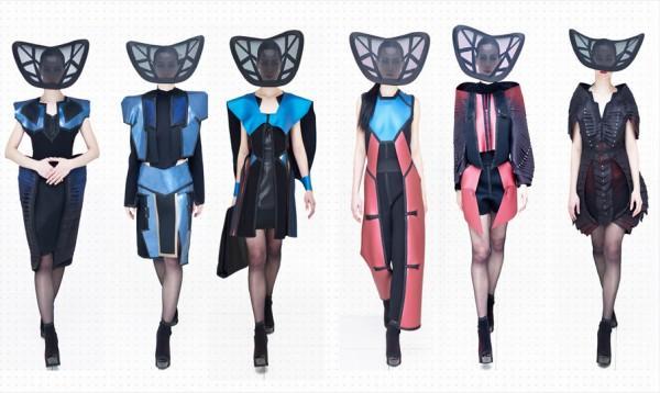 Symmetric Strategy by Jacob Birge   Trendland: Fashion Blog & Trend Magazine