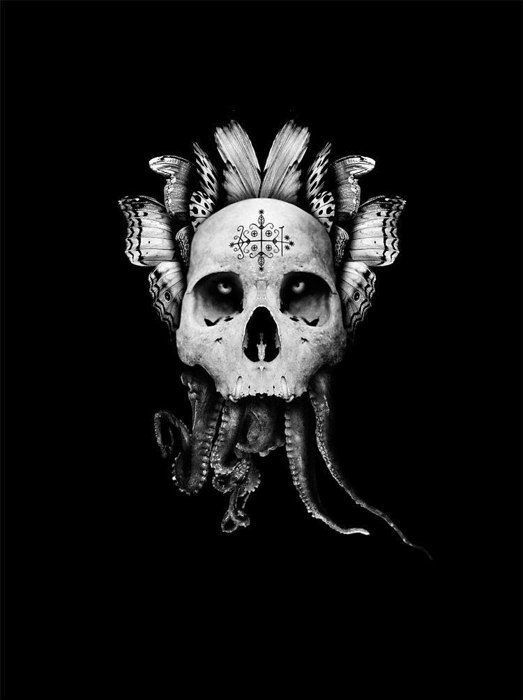 Noir Voodoo I: Papa Legba - Martin Johansson
