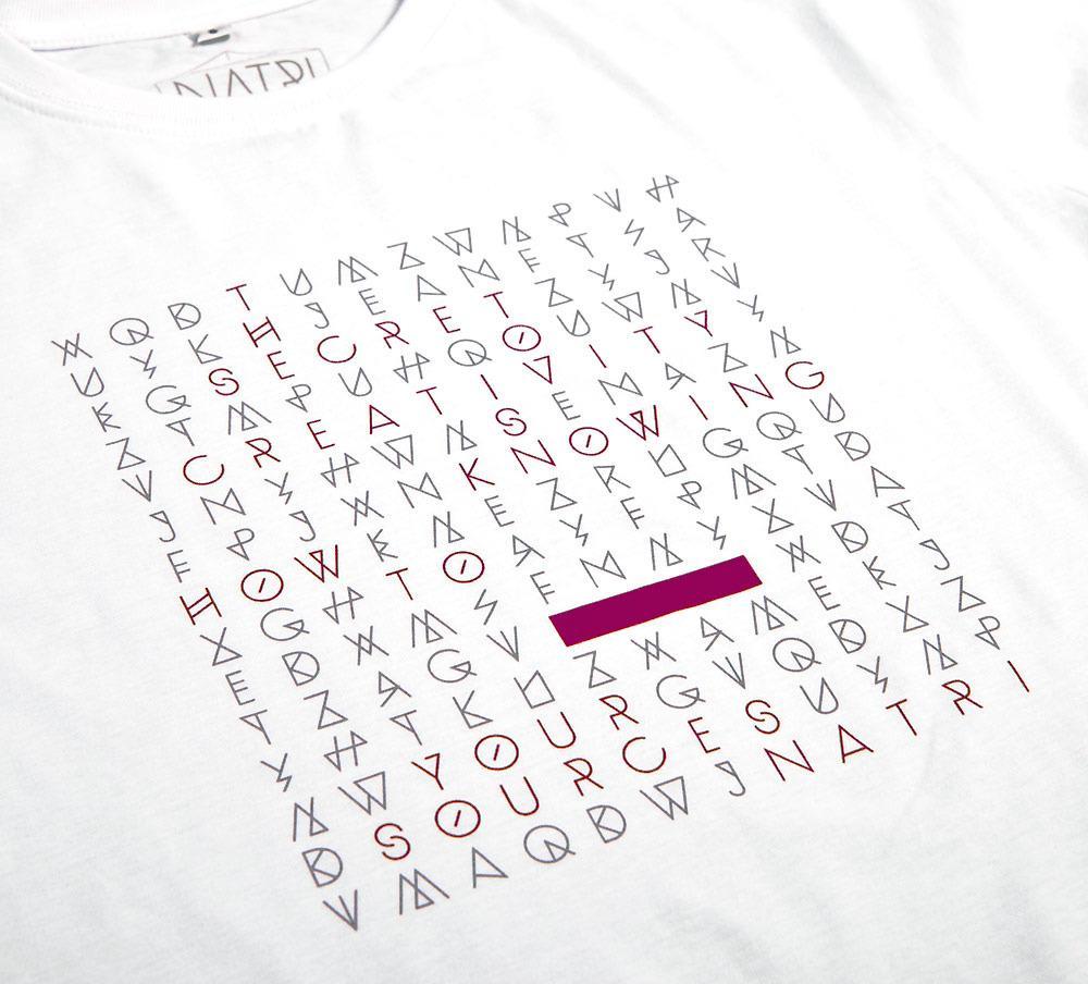 WORD SEARCH - white shirt | NATRI - Shirt Label - Shop